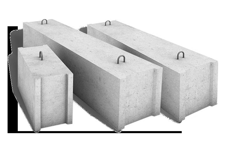 жби блоки для фундамента